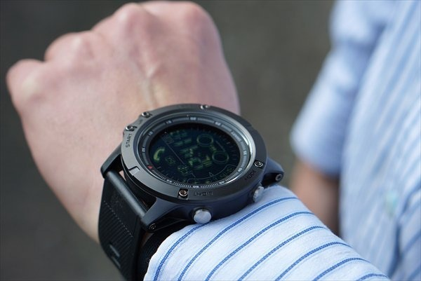 Invincible Tactical Military SmartWatch
